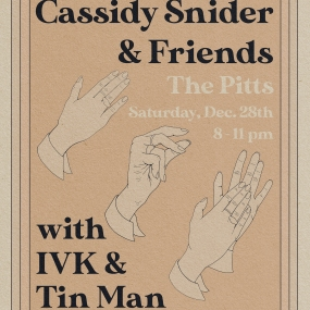Cassidy Show Poster